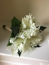 "The ""Grace"" Calla Lilly Bridesmaid Bouquet"
