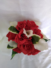 Classic Rose and Calla Bridal Bouquet