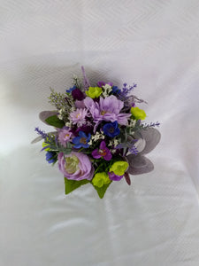 Garden Blues Bridal Bouquet