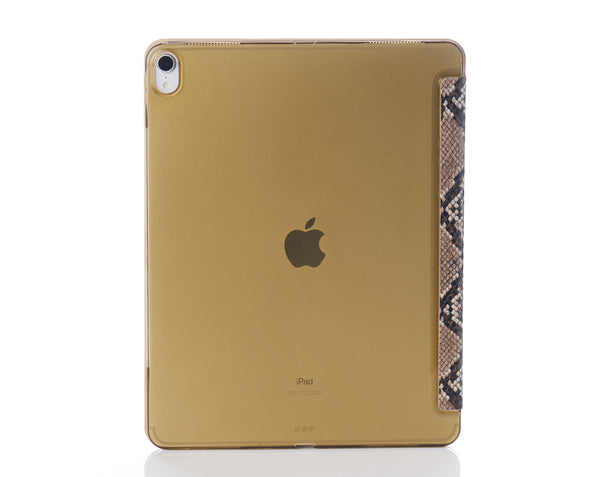 Brown Snakeskin 12.9-inch iPad Pro Case