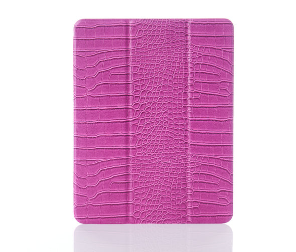 Orchid Faux Crocodile 12.9-inch iPad Pro Case
