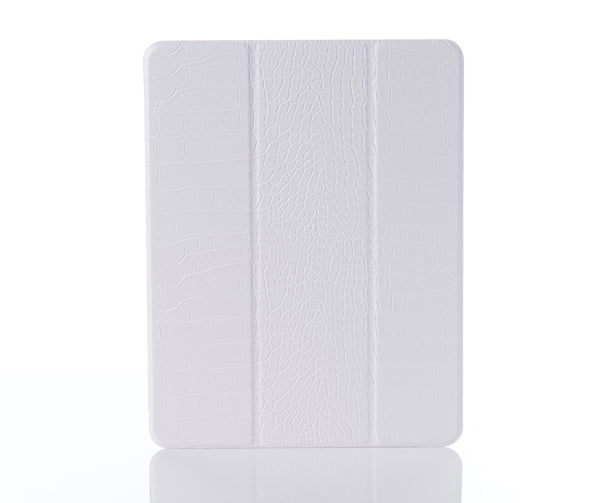 Snow Faux Crocodile 12.9-inch iPad Pro Case