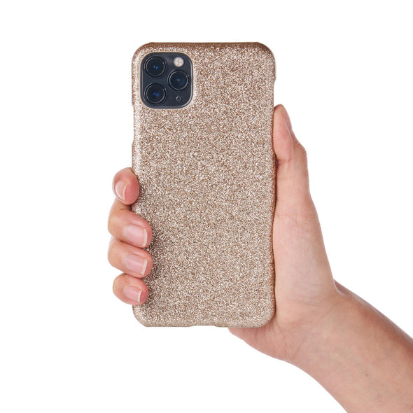 Champagne Glitter iPhone Case