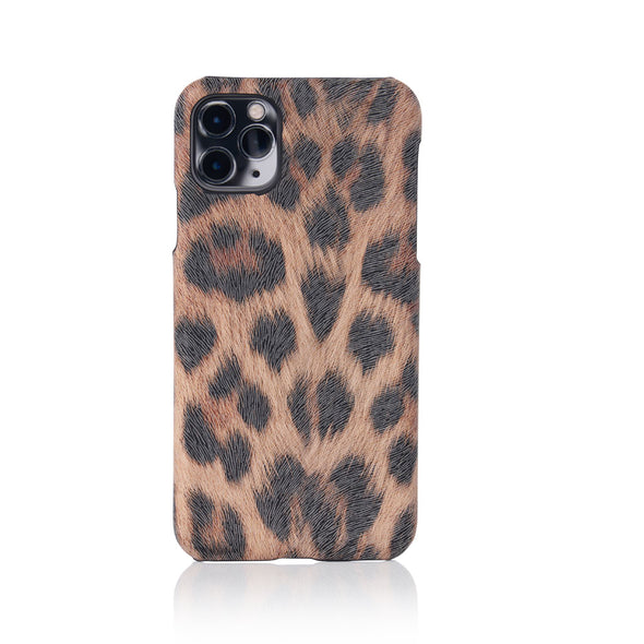 Leopard Animal Print iPhone Case