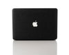 Black Silk MacBook Case