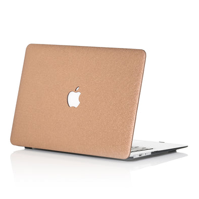 Bronze Silk MacBook Case