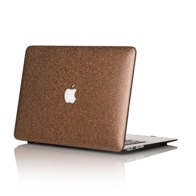 Chocolate Glitter MacBook Case