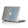 Rainbow Hologram MacBook Case