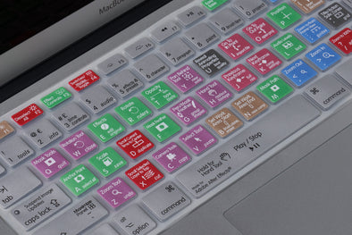 Adobe After Effects Shortcut Keyboard Cover