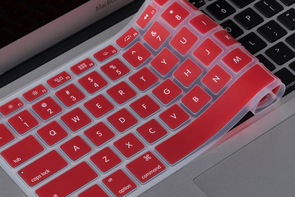 Crimson Keyboard Cover