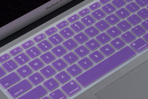Purple Keyboard Cover