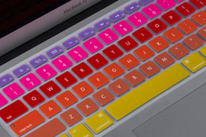 Rainbow Keyboard Cover