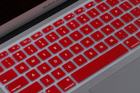 Red Keyboard Cover