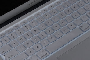 Silver Keyboard Cover