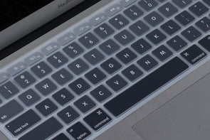Space Gray Ombre Keyboard Cover