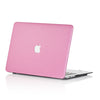 Pink Silk MacBook Case