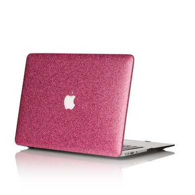 Pinkberry Glitter MacBook Case