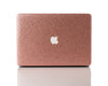 Rose Gold Glitter MacBook Case