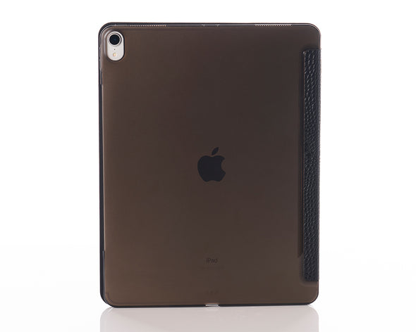Black Faux Crocodile 12.9-inch iPad Pro Case