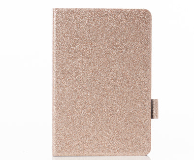 Champagne Gold Glitter iPad Case