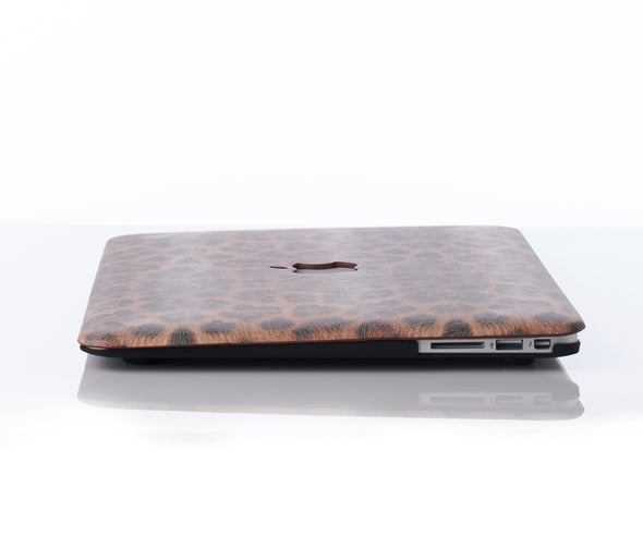 Leopard Animal Print MacBook Case