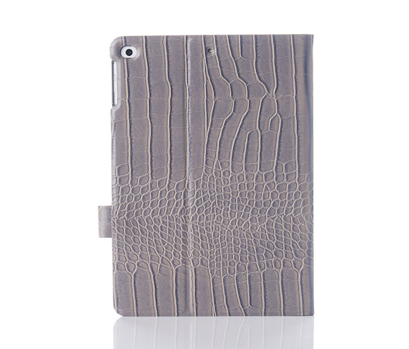 Greyson Faux Crocodile iPad Case