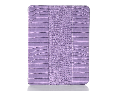 Lavender Faux Crocodile 12.9-inch iPad Pro Case