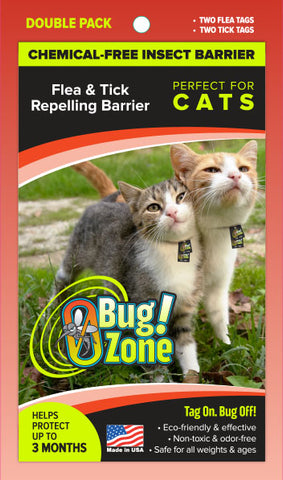 CAT FLEA / TICK DOUBLE PACK