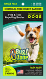 DOG FLEA / TICK SINGLE PACK