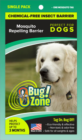 DOG MOSQUITO SINGLE PACK