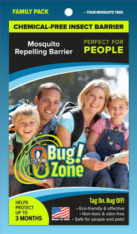 PEOPLE MOSQUITO FAMILY PACK
