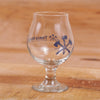 Three Notch'd Logo 16oz Belgian Beer Glass