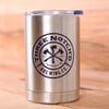 Double Wall Stainless Steel 11oz Thermal Tumbler