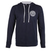 Richmond Location Logo Full Zip Hoodie - Midnight Navy
