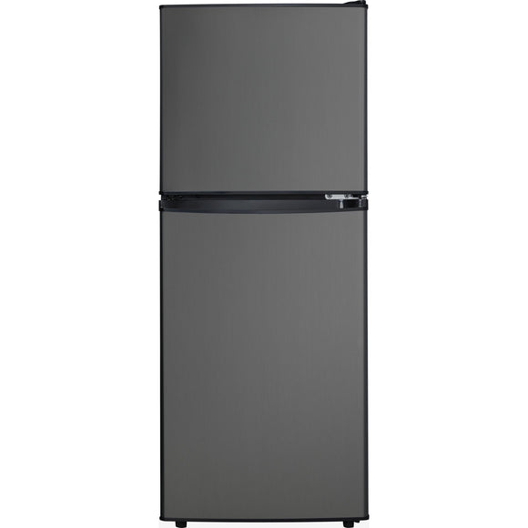Compact Fridge (DCR047A1BBSL) - Black Stainless