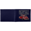 Respect Your Elders Bug Wallet