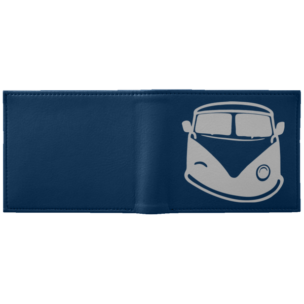 Bus Smile Wallet