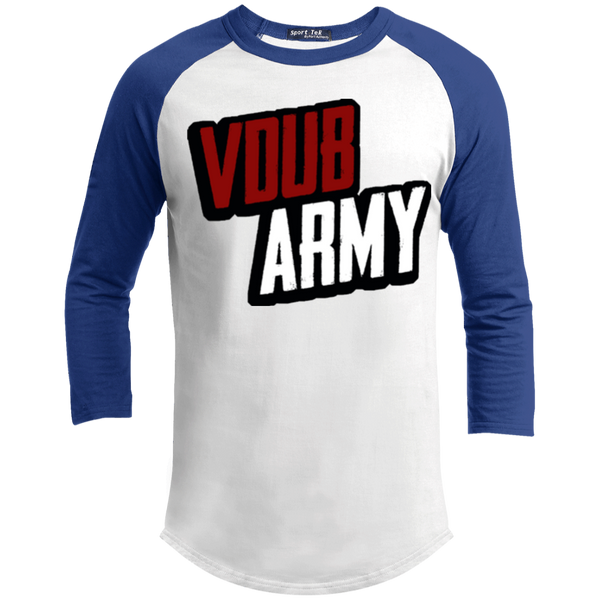 VDUB ARMY v2 3/4 Sleeved Shirt