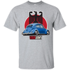 Split Bug Eagle T-Shirt