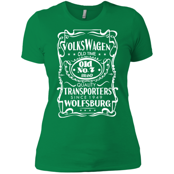 Volks Whiskey Womens T-Shirt