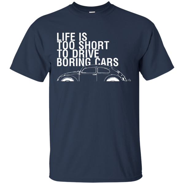 Life Is Too Short Bug T-Shirt