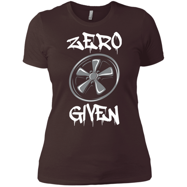 Zero Fuchs Given Womens T-Shirt