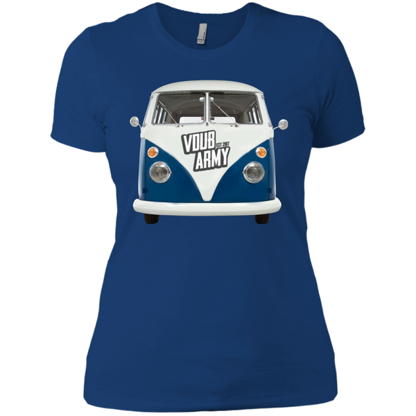 Bus Front v2 Womens T-Shirt