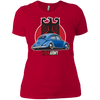 Split Bug Eagle Womens T-Shirt