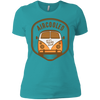 Bus Front v3 Womens T-Shirt