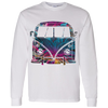 Bus Flower Longsleeve Shirt