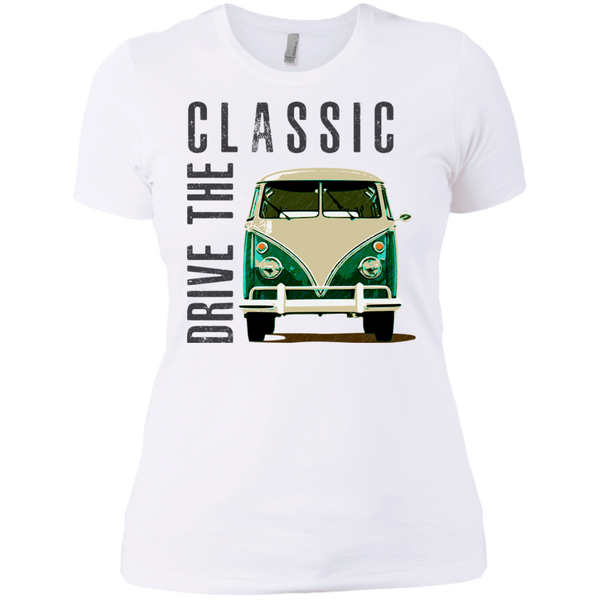 Drive The Classic Womens T-Shirt