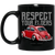 Respect Your Elders Bug 11 oz. Black Mug