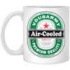 Beer Air-cooled 11 oz. White Mug