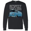 Respect Your Elders Bus Longsleeve Shirt